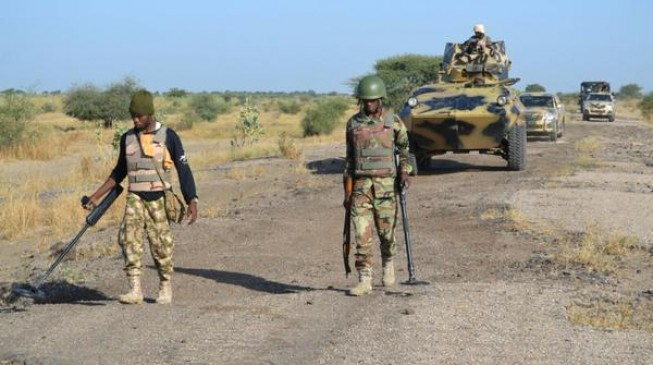 Troops 'kill' 16 Boko Haram 'remnants' in counter-attack