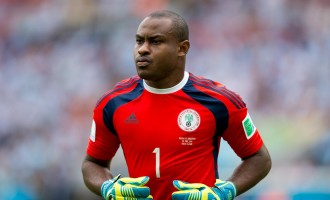 Enyeama retires from Eagles after Oliseh dispute