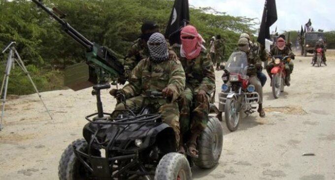 Tension as Boko Haram 'attacks girls school' in Yobe