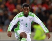 Ambrose: I'm happy to be back in Super Eagles