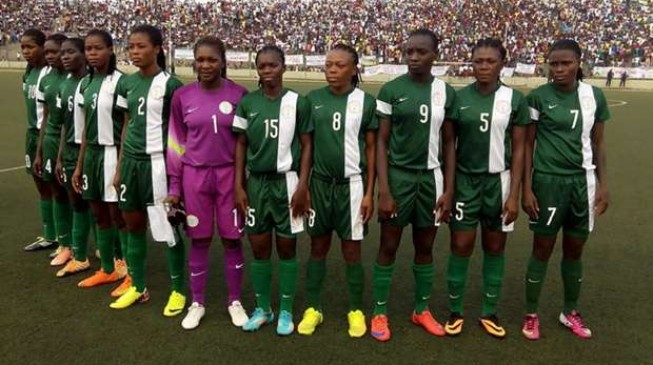 Falconets to play South Africa for U-20 World Cup place