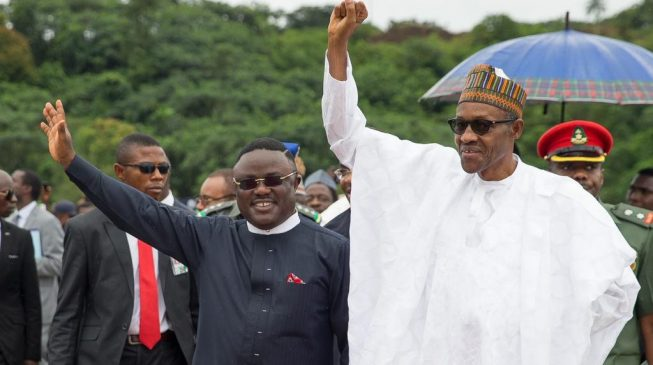 Buhari inaugurates Africa's first automated rice seed factory in Cross River