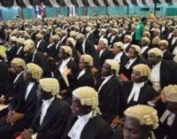 38 lawyers to get SAN rank Sept 23