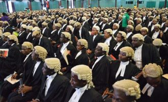 38 lawyers to get SAN rank Sept 23