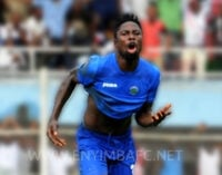 Enyimba stay top after hard-fought win