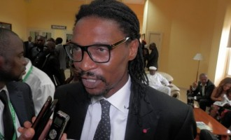 Song appointed coach of Chad