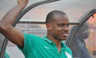 Oliseh rues draw, says 'we deserved to win'