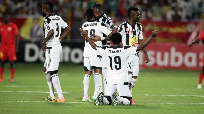 CAF CL: Mazembe beat USM in their backyard