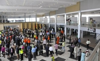 Italian detained for evading screening at Lagos airport