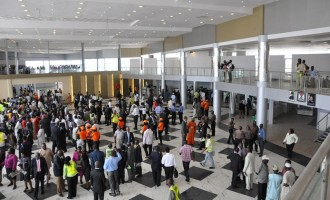 Nigerian airlines delayed 7,722 flights in 90 days