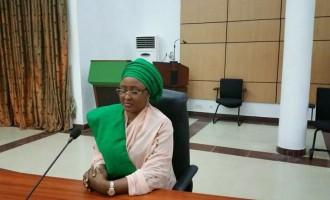Aisha Buhari: I'll support female aspirants across party lines