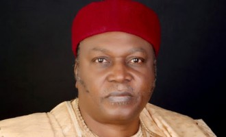 Ishaku: Appeal court will restore my mandate
