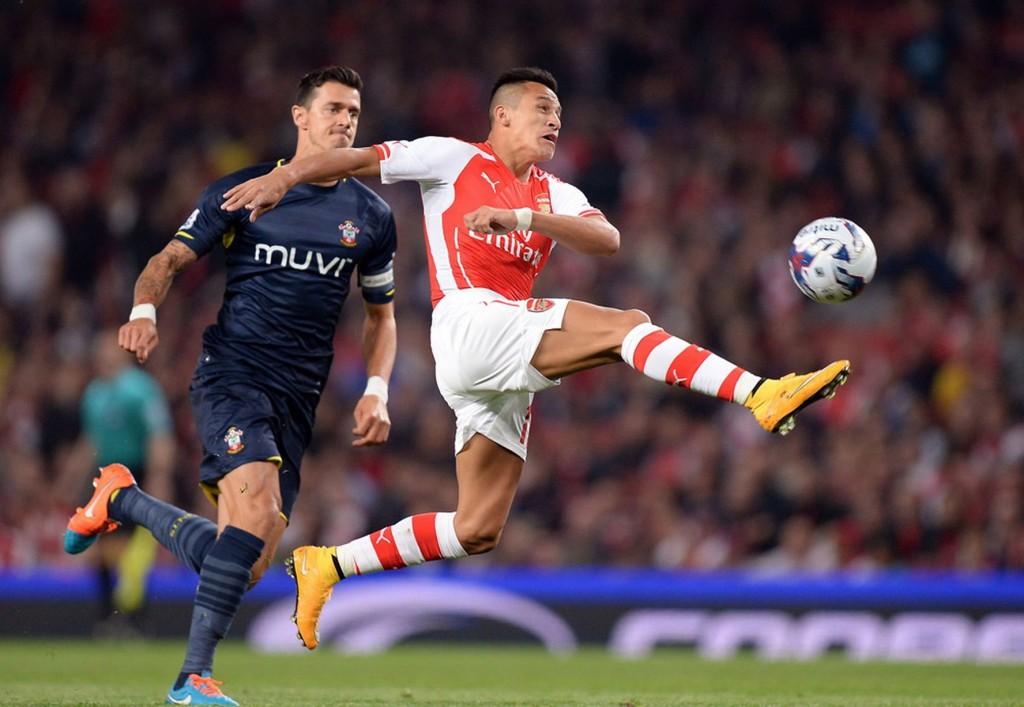 Arsenal-v-Southampton