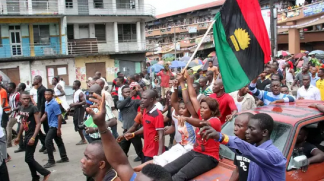 Defence headquarters declares IPOB 'militant terrorist' group