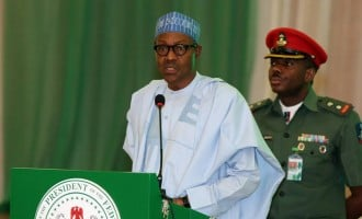Buhari to present budget to senate on Tuesday