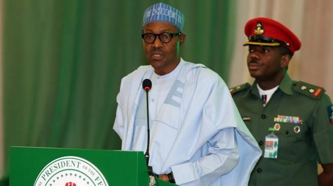 Buhari 'proposes' N8tr budget for 2016