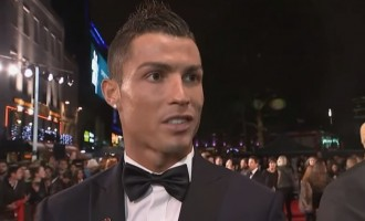 I'm not smart enough to run FIFA, says Ronaldo