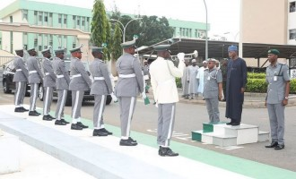 Customs sacks 29 senior officers for 'compromising national economy'