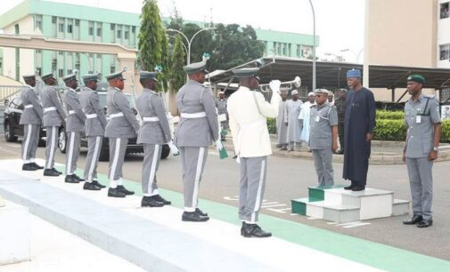 Ali replaces dismissed customs officers
