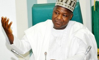 A divided house cannot stand, says Dogara