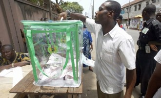 Ekiti LG election records low turnout of voters