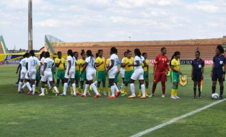 Falconets qualify for 2016 FIFA U-20 World Cup
