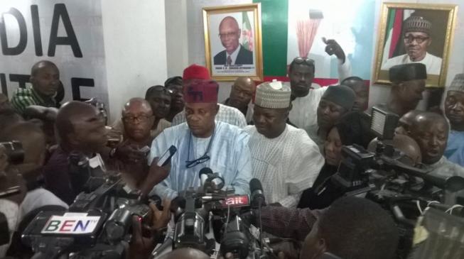 Faleke: Yahaya Bello has hijacked APC congress in Kogi