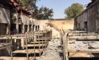 Fire razes 4 hostels in Kano school