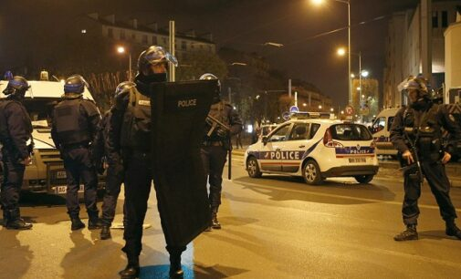France 'goes to war' with ISIS as woman blows self up