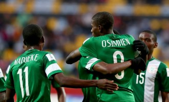 Osimhen 'off to seal EPL deal'