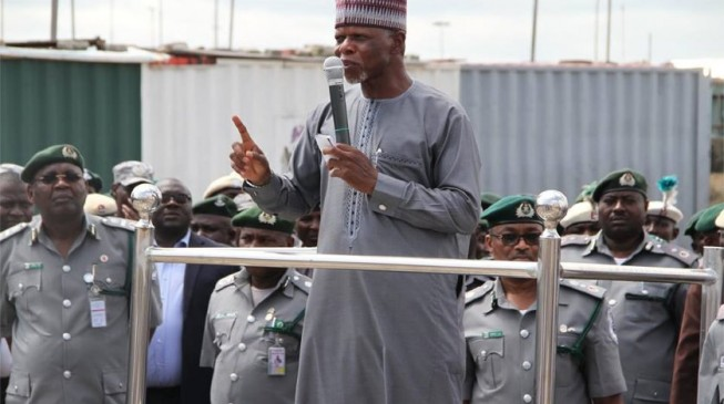Cut corners and be jailed — Hameed Ali warns customs officers
