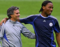 'He's just trying to sell books,' Mourinho snipes at Drogba over Chelsea comment