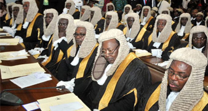 Buhari approves appointment of 30 Judges