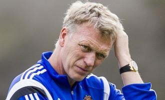 Real Sociedad sack Moyes