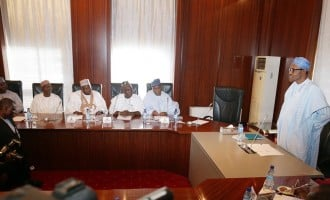 Buhari: The constitution requires me to have 36 cabinet members, not 36 ministries
