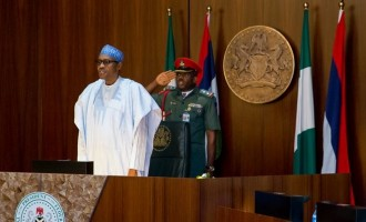 Buhari: This is not military rule… allegedly corrupt officials are innocent until proven guilty
