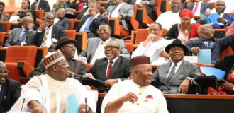 REVEALED: Senate's running cost could have provided one million boreholes!