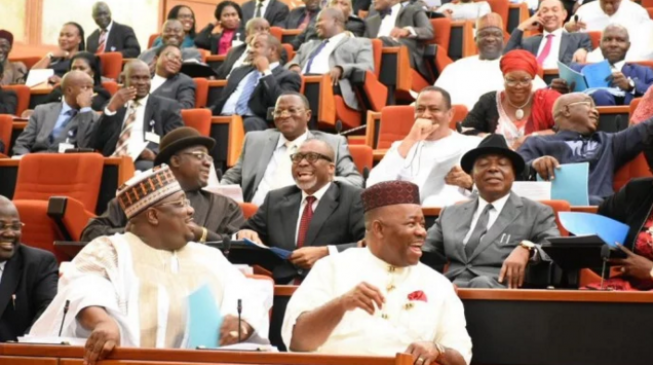 How 8th senate's N70.6bn running cost could have transformed Nigeria - Report