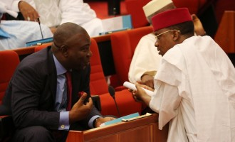 Marafa: Saraki leading the senate with 'tyranny'
