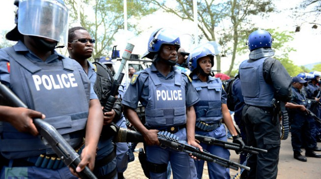 Nigerian kills two friends in South Africa