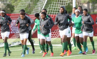 Falcons to play winner of Guinea, Senegal for AWC berth