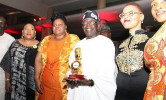 Tinubu, Darey, Olamide win at 2015 AFRIMA