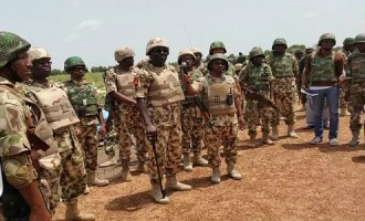 Troops 'now fighting insurgency' with Boko Haram's tactics
