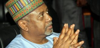 Dasuki appears in court — first time since his release from detention