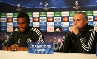 Mikel: We are 'right behind' Mourinho
