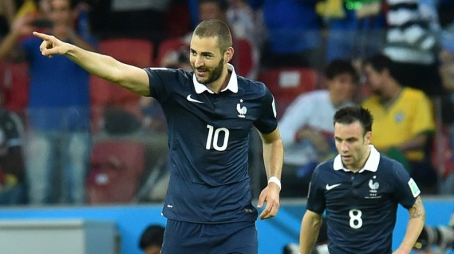 Benzema arrested over sex tape blackmail
