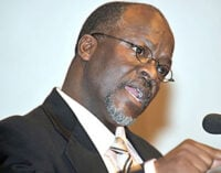 EXTRA: 'Fasting and prayer worked' — Tanzanian president declares country COVID-19 free