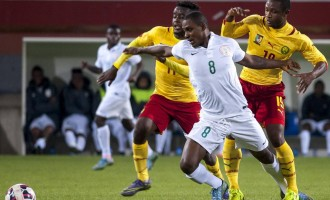 Scoring for Nigeria is difficult, says Ighalo