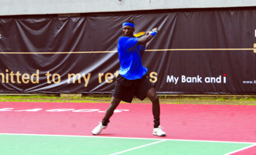 $80,000 up for grabs at Lagos tennis tournament