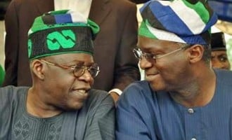 Tinubu: Fashola made me a proud grandfather